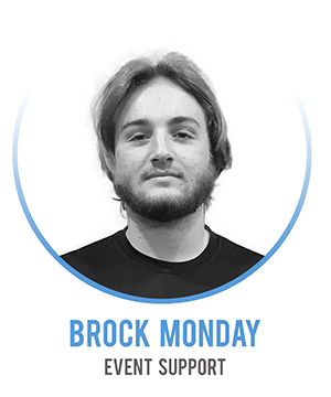 Brock Monday - Event Support