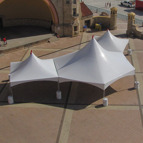 Hex Marquee Tent with 20u0027 x 20u0027 Tents & Tents : Tent: Marquee Hex